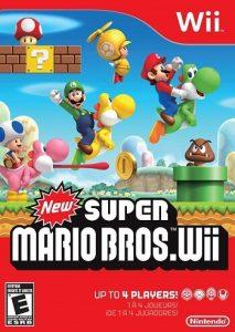 best multiplayer wii games