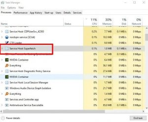 100 cpu usage windows 10