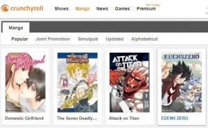 Best Manga Sites (FREE)
