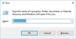 4. Use the System File Checker