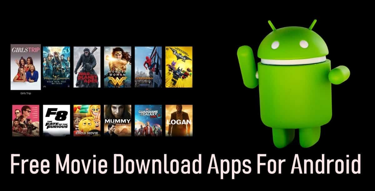 best legal free movie apps