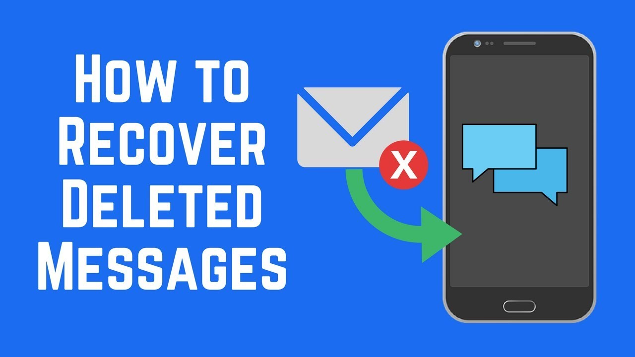 can i recover deleted text messages android?