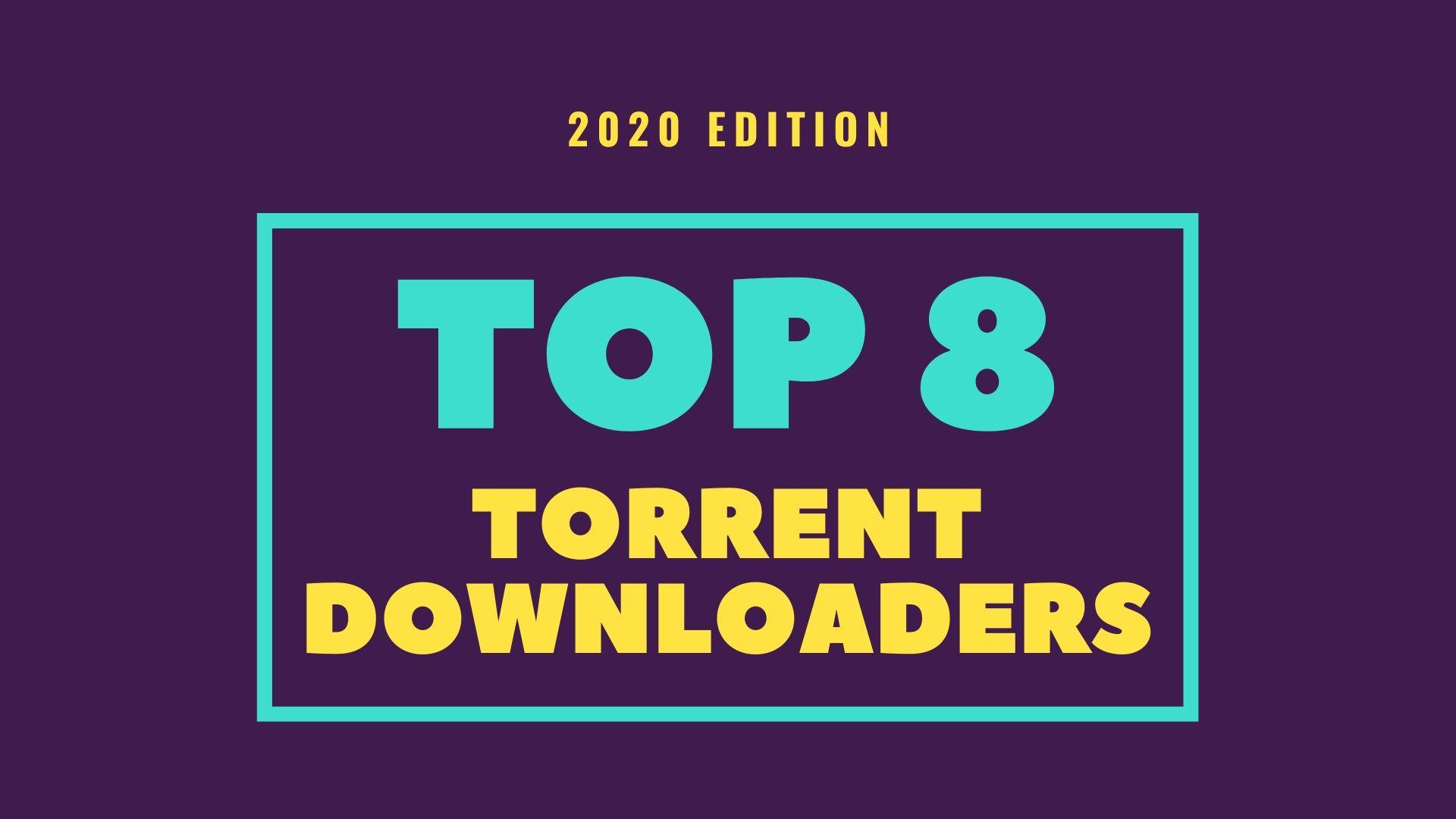 Best Torrent Clients For Windows