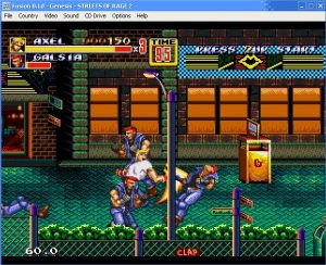 Sega emulators