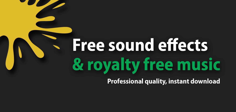 Royalty Free Sound
