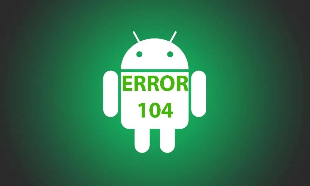 sprint error 104