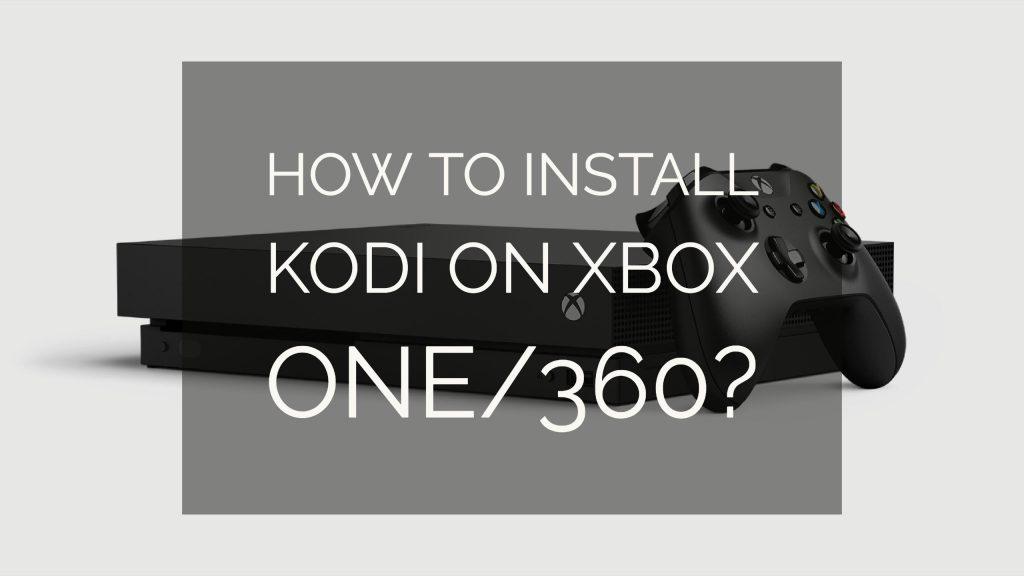 kodi xbox 360