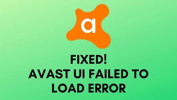 ui failed to load
