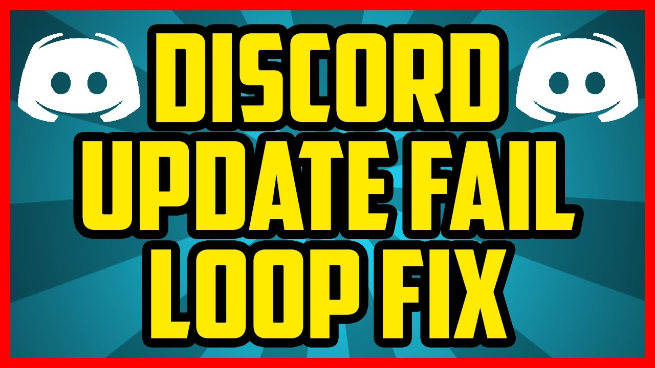 discord update failed loop