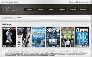PDF Giant, big multilingual magazine database
