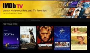 IMDb TELEVISION