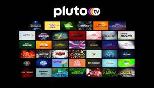 Pluto TELEVISION