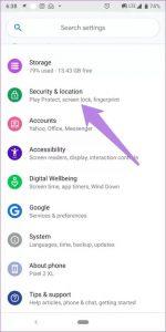 google play services update error