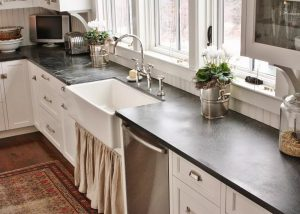 This Blogger Loves Soapstone Countertops