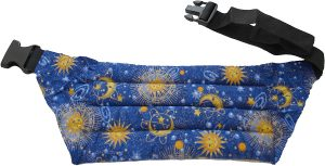 Nature's Approach Aromatherapy Belted Lumbar Wrap Herbal Pack
