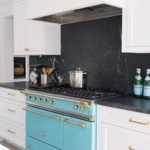 Soapstone Countertop in a Luxurious Kitchen