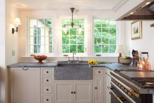 Pewter Gray Soapstone Countertop