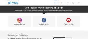 Famoid: Best Instagram Follower Seller App