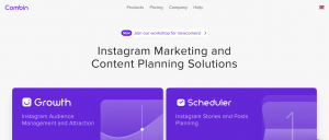 Combin (Followers app to Attract New Followers on Instagram)