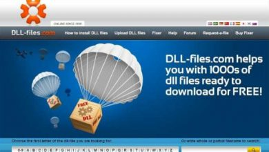 how to install dll files
