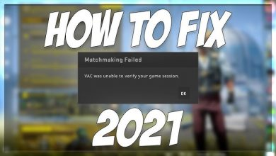 VAC was unable to verify the game session Reddit