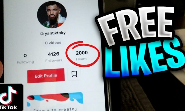 Tik Tok Likes for Free and Instantly