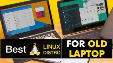 best linux distros for old laptop