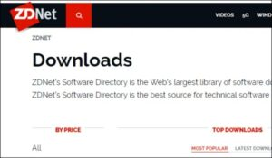 ZDNet Download
