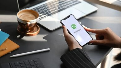 How to send WhatsApp message as unknown