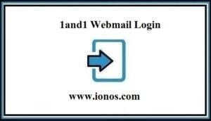 webmail ionos