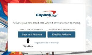www.captialone/activate