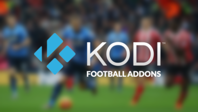 UK Football Kodi Add-ons