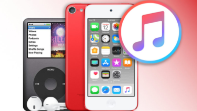 ipod connected but not showing in itunes