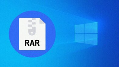 how to open rar files on windows 10 without winrar
