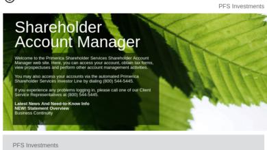 primerica shareholder services