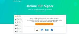 Online PDF Signer