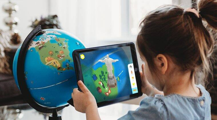 augmented reality apps for education