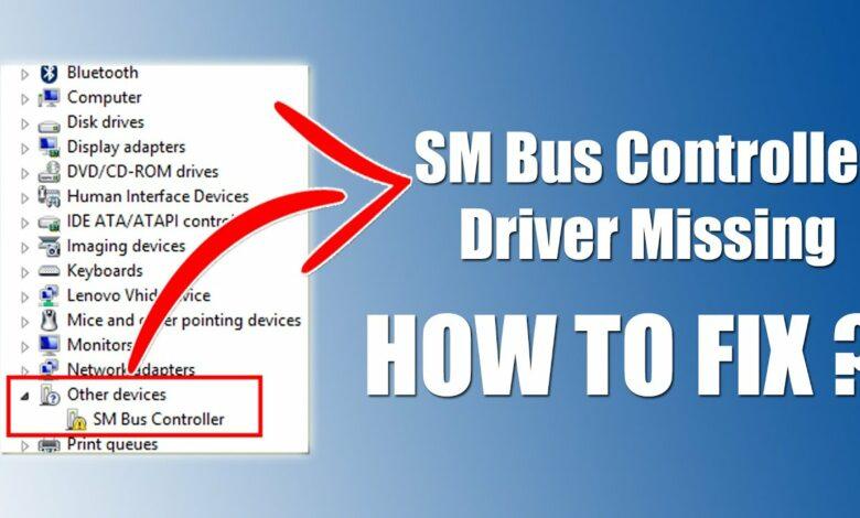 sm bus controller driver